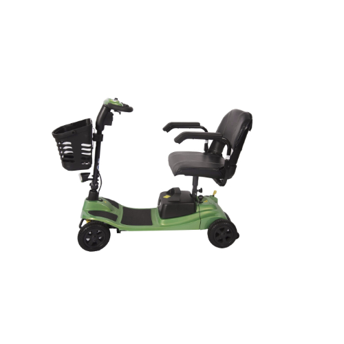 green mobility scooter