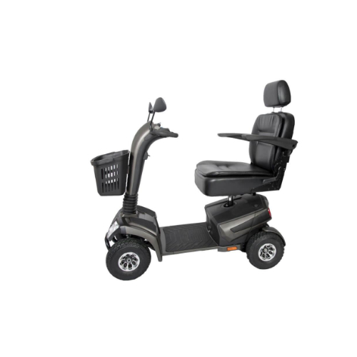 liberator grey scooter