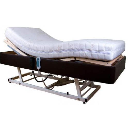 uni lift bed black