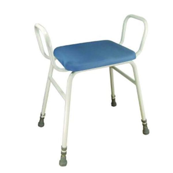 chair blue seat