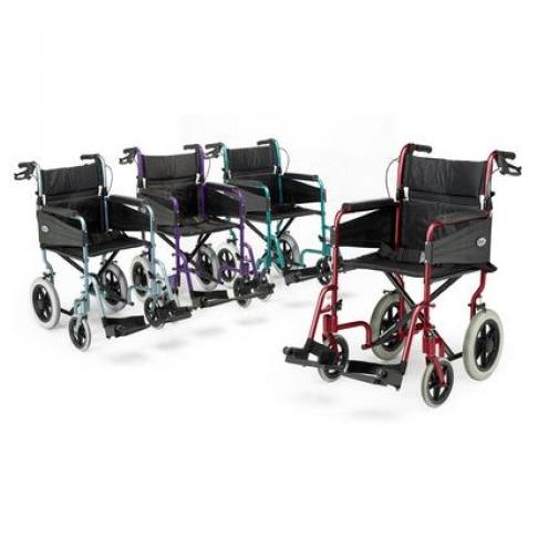 escape lite attendant wheelchair