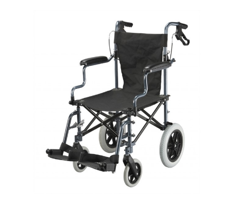 karma bluebird travel wheelchair with bag