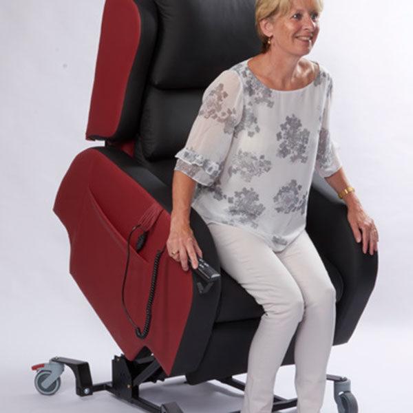 primacare affinity porter recliner