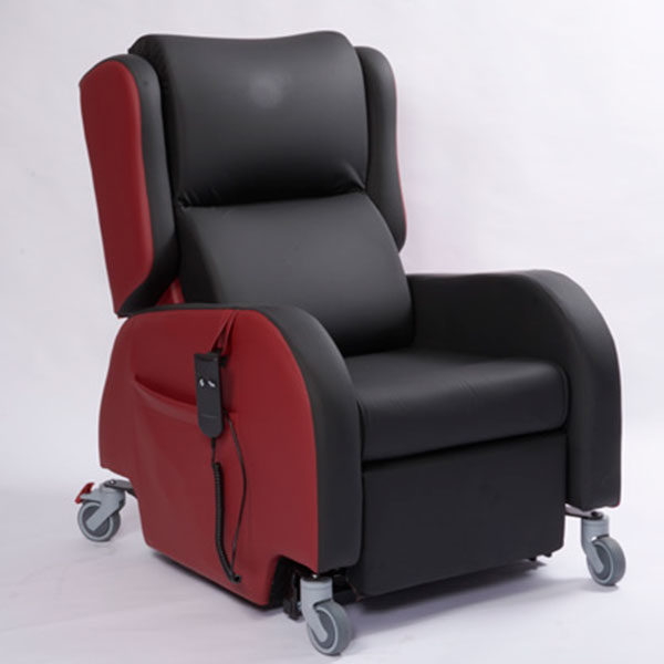primacare affinity porter reclining chair