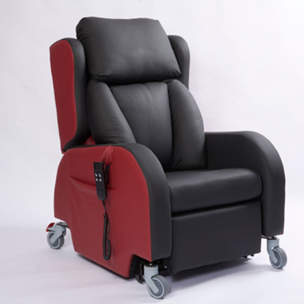 Primacare affinity porter recliner chair