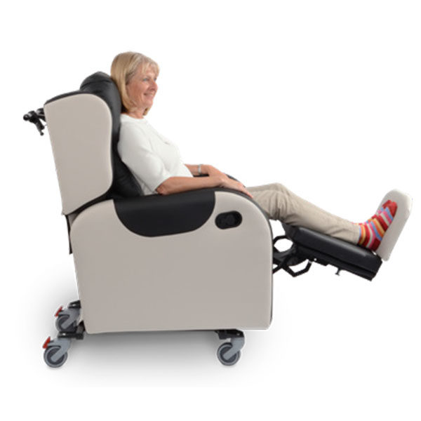 primacare broadway chair side view