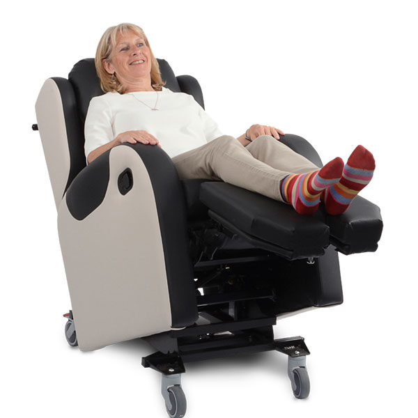primacare broadway recliner chair