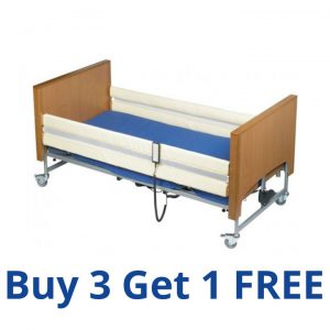 buy 3 get 1 free bed banner