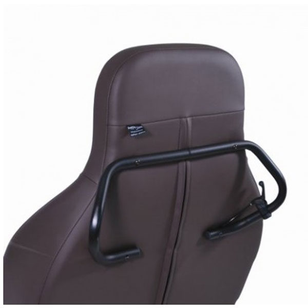 back of specialist integration shell seat