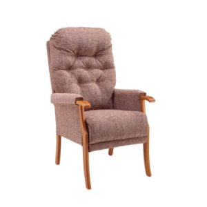 Avon Kilburn cocoa chair